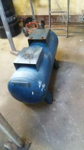 Bombona Compresor
