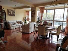 Venta Departamento 120m2 con 3 habitaciones en zona tranquila con parques y juegos, Urb. Sta. Teresa – Tacna