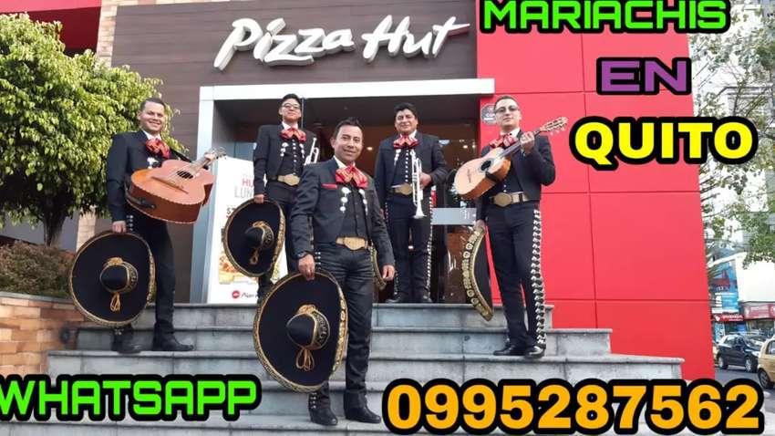 Fiestas con mariachis en Quito norte sur valles 0