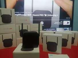 XIAOMI MI WIFI PRO amplificador repetidor de wifi 300 Mbps
