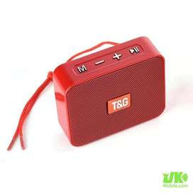 Mini Parlante Bluetooth T&G 166 CON RADIO FM