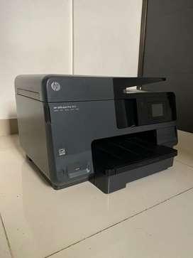 Vendo impresora HP OFFICEJET PRO 8610 multifuncional