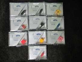 Aguja 470,228,590 487, nd-143G para tornamesas varios modelos