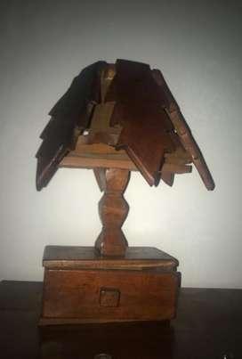 Veladores de Algarrobo