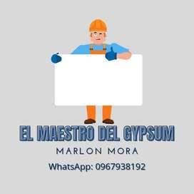 EL MAESTRO DEL GYPSUM