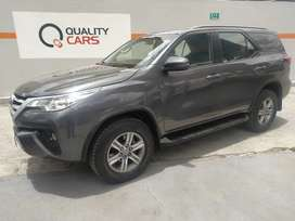 Toyota  New Fortuner 2.7 4x4 AT