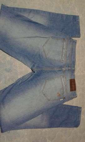 Jeans Chupin Elastisado Talle 38