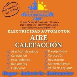 CLIMATIZACION ACONCAGUA 3mf