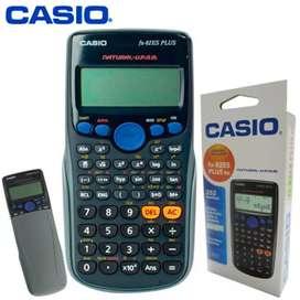 Calculadora Científica Casio Fx-82es Plus Bk 252 Funciones