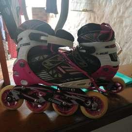 Se venden patines semiprofesionsles