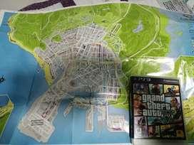 Gta5 ps4 con mapa