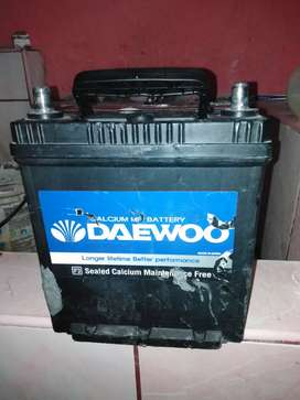 Vendo batería seminueva en muy buen estado