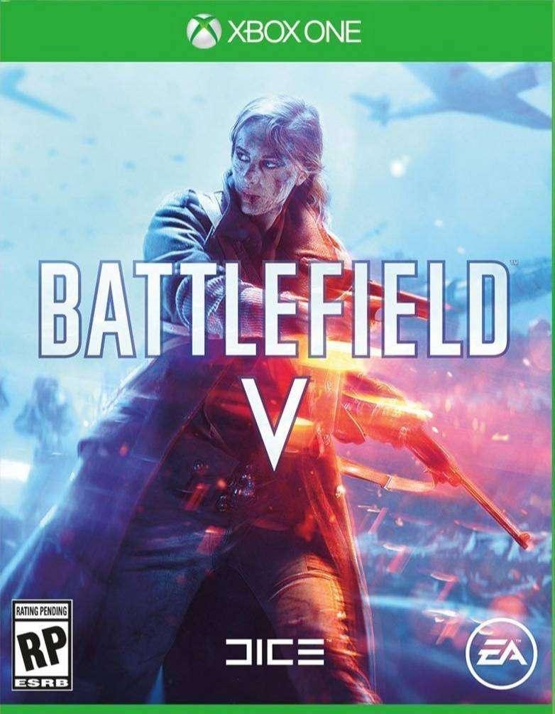 Battlefield 5 Xbox One, Físico