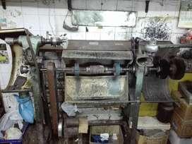 Maquina paulina para zapatería