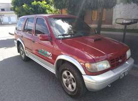 Kia Grand Sportage 1998 turbo intercooler 2.0 4x4