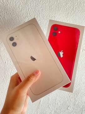 iPhone 11 64GB NUEVOS - SELLADOS
