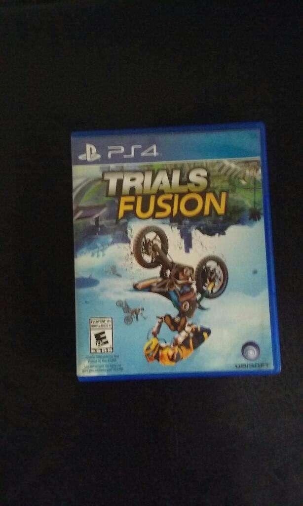 Juego Ps4 Trials Fusion 0