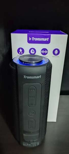 Parlante Bluetooth tronsmart element t6 plus