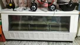 Vendo heladera mostrador sin motor