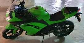 Kawasaki EX300MY16