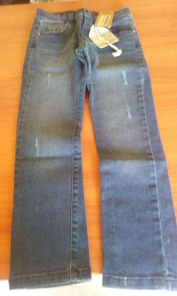 Jeans Wanama para Nenas Y Nenes