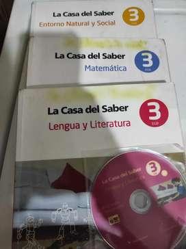 Santillana #3 libros usados