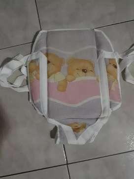Mochila de bebé nena