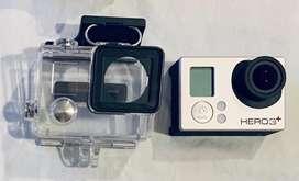 GoPro HERO 3 + Accesorios