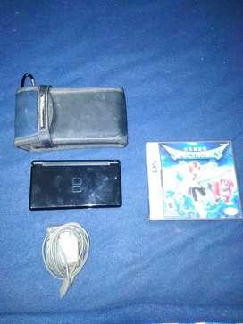 PROMO! Consola Nintendo DS+Estuche+Juego+Cargador