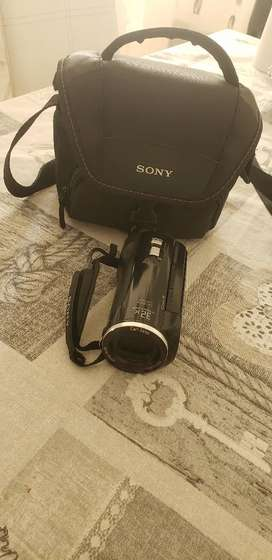 Filmadora Sony Handycam 32x HD