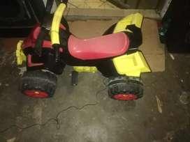 Carro para niño electrico