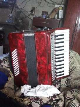 Permuvendo xteclado acordeon a piano
