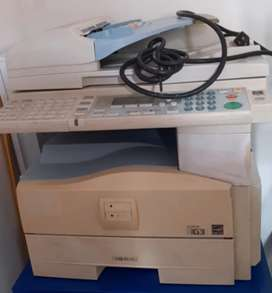 Vendo fotocopiadora y otros