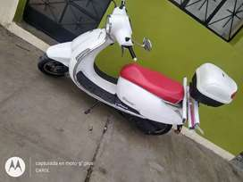 Moto Lifan Sienna 150
