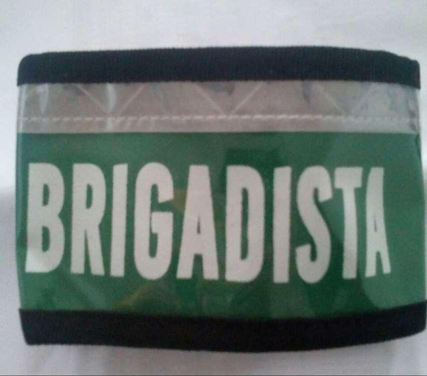 brazaletes de brigadista