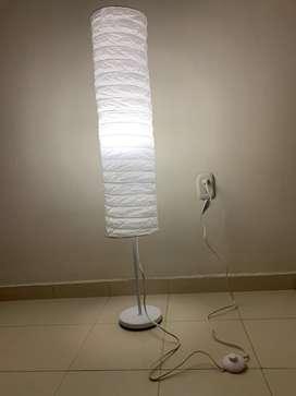 Vendo hermosa lampara tipo japones