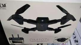 Dron DM107 doble cámara con wifi y HD