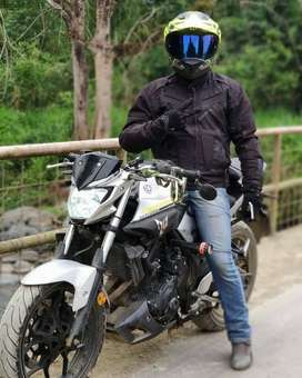 Moto Yamaha mt 03 full accesorios excelente condiciones