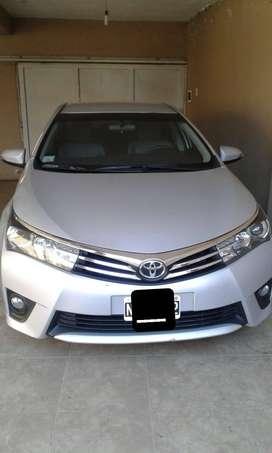 Vendo Toyota Corolla IMPECABLE