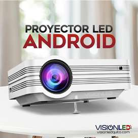 PROYECTOR ANDROID LED