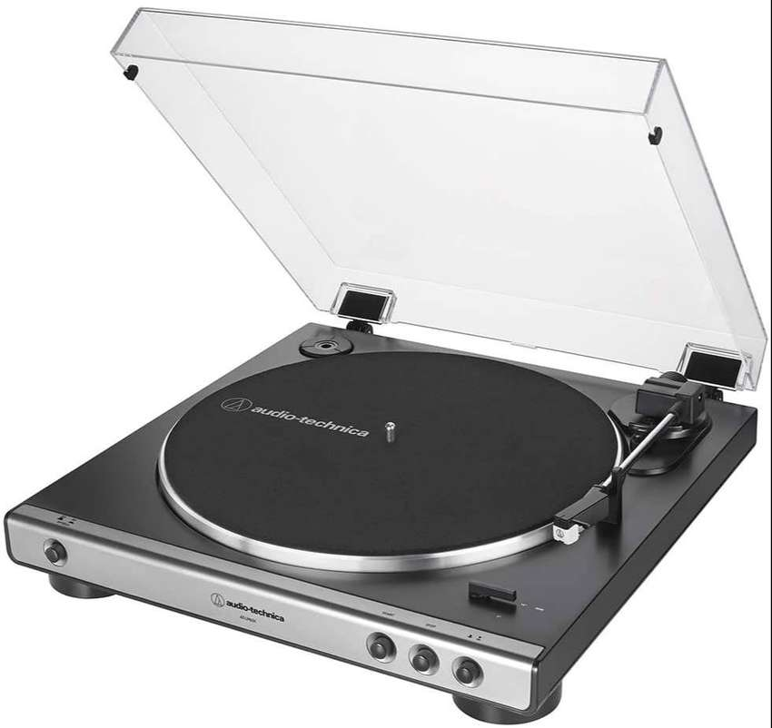 Audio-Technica AT-LP60X Tocadiscos 0