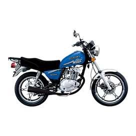VENDO MOTO SUZUKI GN125  MOTO CLÁSICA  IDELA PARA MENSAJERIA  ECONÓMICA EN CONSUMO  DE GASOLINA