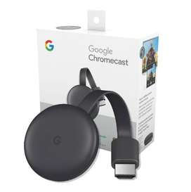 Original Chromecast 3ra Generacion