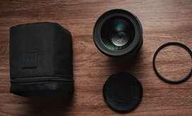 Lente Sigma Art 50 mm f1.4 Canon EF