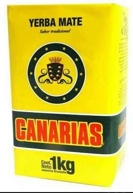 Yerba Canarias 500grs