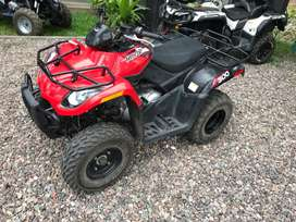 Catriciclo Arctic Cat 400 . Impecable