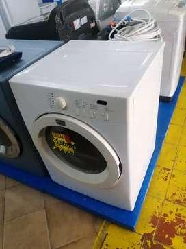 Secadora a gas usada con garantía
