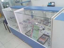 Vitrinas - mostradores (exhibición comercial)