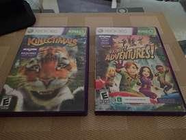 Vendo o cambio dos juegos para XBOX 360 originales en perfecto estado