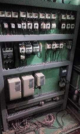 Bandas transportadoras puertas electricas